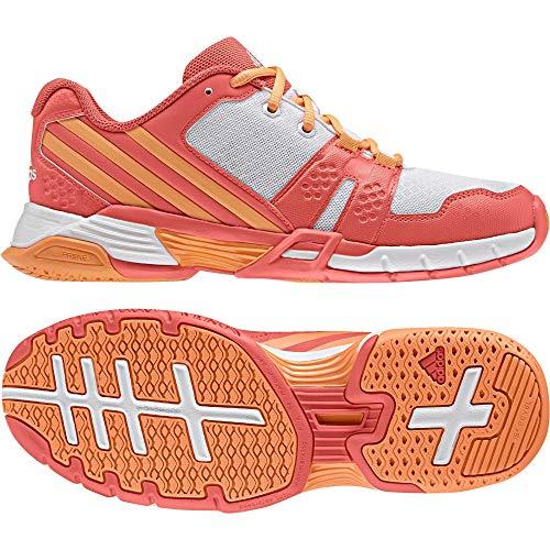 Ftwr Femme Easy Adidas De Volley Coral Volleyball White Orange Glow 4w Team Chaussures xfwYRrOqPf