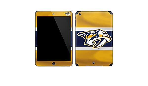 Amazon.com  Skinit Nashville Predators Alternate Jersey iPad Mini (1st    2nd Gen) Skin - Officially Licensed NHL Tablet Decal - Ultra Thin 6e402c320