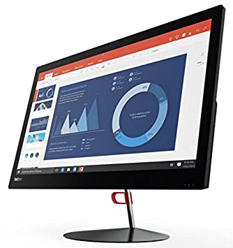 Lenovo All-in-One ThinkCentre X1 10jx Monitor 23.8 Full HD Intel Core i7