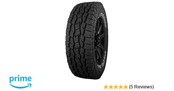 Amazon.com: Toyo Open Country A/T II Radial Tire - 285/75R16 126R: Automotive