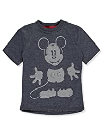 "Mickey Mouse Little Boys' ""Smile & Shine"" T-Shirt"