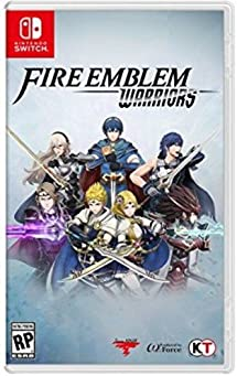 Amazon Com Fire Emblem Warriors Nintendo Switch Nintendo Of