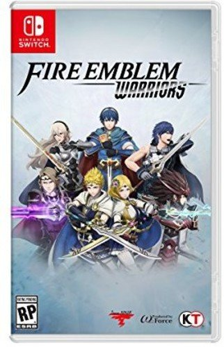 - Fire Emblem Warriors - Nintendo Switch