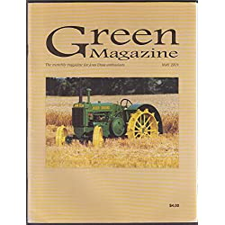 John Deere GREEN Vol 17 #5 New York Expo; JD No. 5