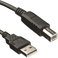 Terabyte TB-WD-1111 USB Printer Cable (Black)