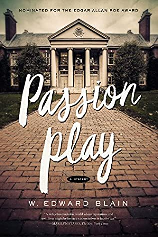 book cover of Passion Play