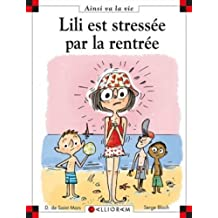 AVLA 97 : Lili est stressée par la rentrée