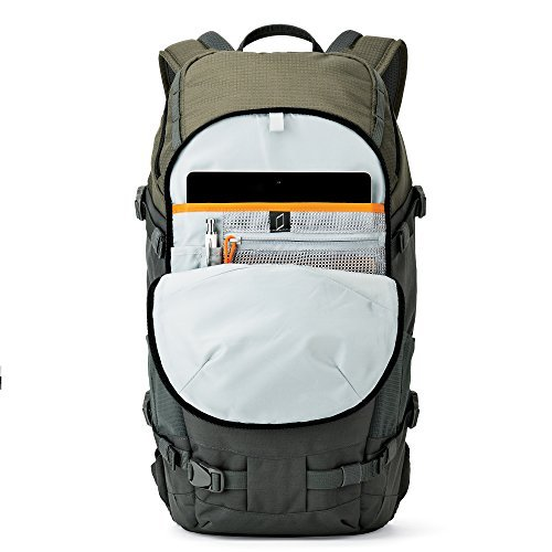 Lowepro Flipside Trek BP 350 AW. Large Outdoor Camera Backpack for DSLR and DJI Mavic Pro Drone w/ Rain Cover and Tablet Pocket by Lowepro (Image #7)