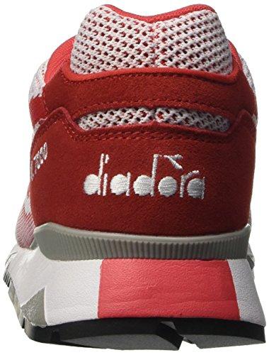 Diadora Weave Adulto con V7000 Rojo Unisex Sandalias Plataforma ggnAp5Rwq