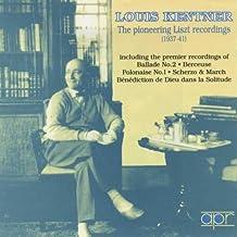 The Pioneering Liszt Recordings