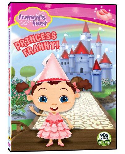 Frannys Feet - Princess Franny