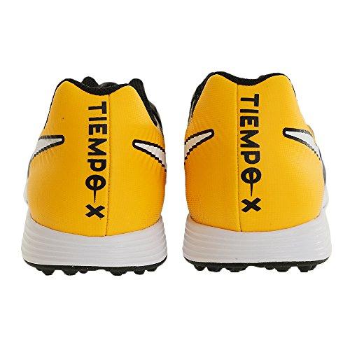 Volt Orange Football Chaussures white De Tf Iv Homme laser Black Nike Ligera Tiempox qwRPx7A