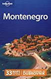 Front cover for the book Lonely Planet Montenegro by Peter Dragicevic