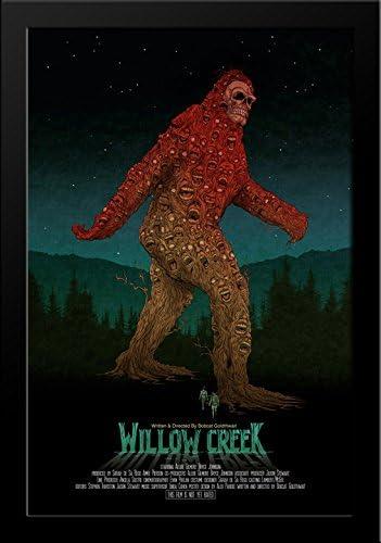 Art print POSTER CANVAS willow creek movie