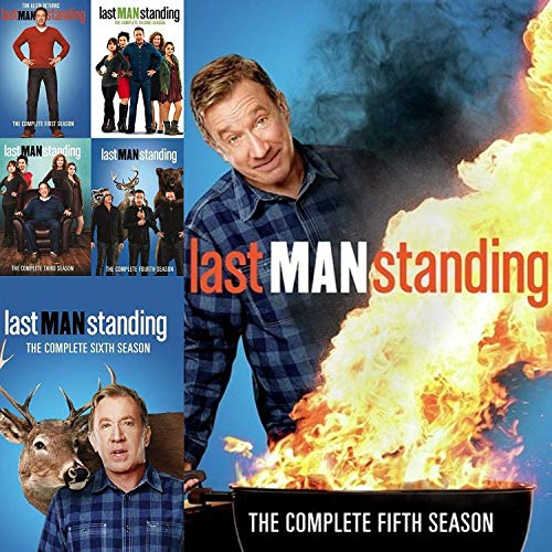 Last Man Standing: The Complete Seasons 1-6 DVD (3 Complete Systems)