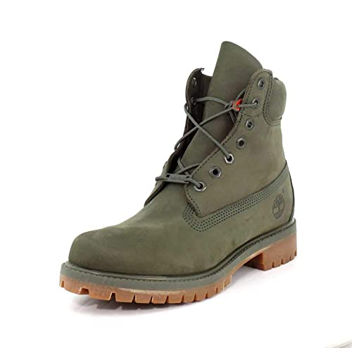 cca10e05def1d Timberland Mens 6 Inch Premium Leather Waterproof Boot: Amazon.co.uk: Shoes  & Bags
