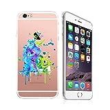 Best DECO FAIRY® Friend I Phone Cases - iPhone 7 Plus , Artistic Paint Anime Flexible Review