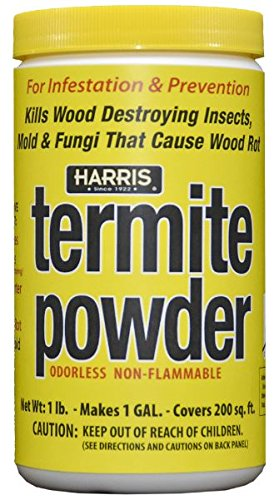 Harris Termite Treatment for Preventing, Controlling and Killing Termites by HARRIS FAMOUS ROACH TABLETS