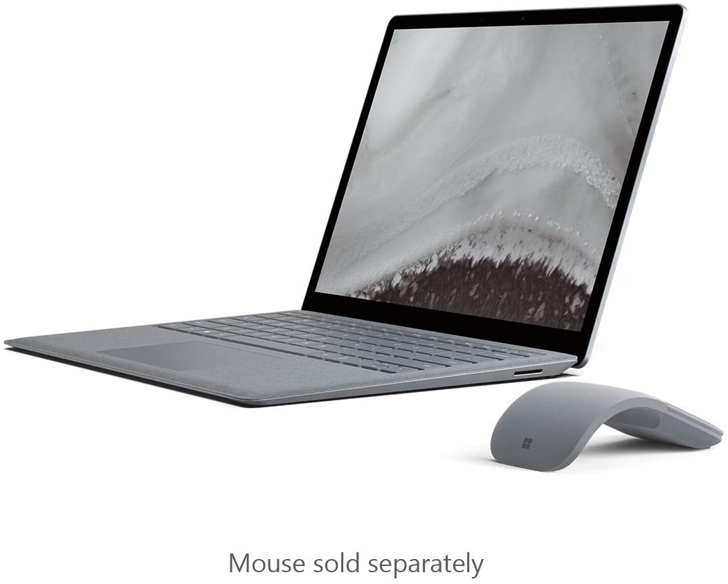 Microsoft Surface Laptop 2 (Intel Core i7, 16GB RAM, 512GB) - Platinum
