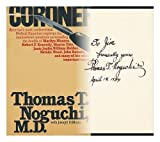 Coroner, Thomas T. Noguchi and Joseph DiMona, 0671467727