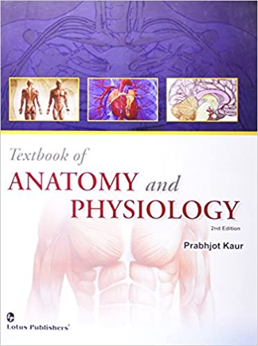 Amazon.in: Buy Textbook of Anatomy and Physiology PB Book Online at ...