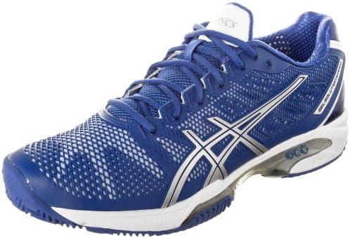 Asics - Zapatillas de Tenis para Mujer Azul: Amazon.es: Zapatos y ...