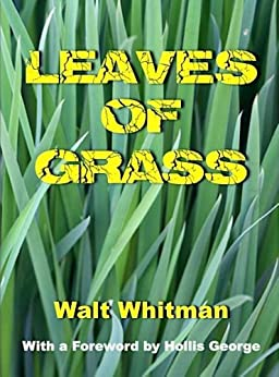 an introduction to the literature and poetry by walt whitman In literature, poetry   march 13th, 2014 1 comment 28k  walt whitman's  leaves of grass often makes its way into the hands of oversized american  characters.