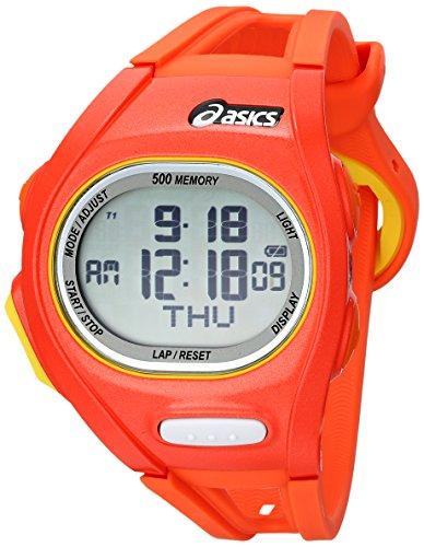 Unisex CQAR0107 Orange Digital Running