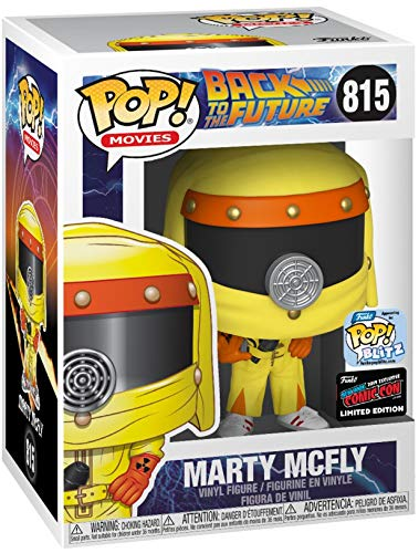 Marty Back To The Future (Funko POP! Movies: Back to The Future - Marty McFly, Fall Convention)