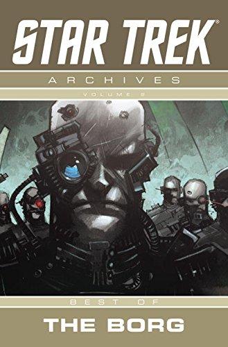 Read Online Star Trek Archives Volume 2: Best of the Borg (v. 2) PDF