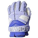 adidas Dipped FREAK Men's Lacrosse Gloves (Purple, 13'')