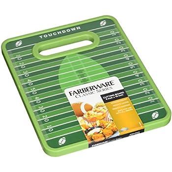 Farberware Touchdown Cutting Board, 8-Inch by 10-Inch