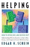 Helping, Edgar Schein, 1605098566