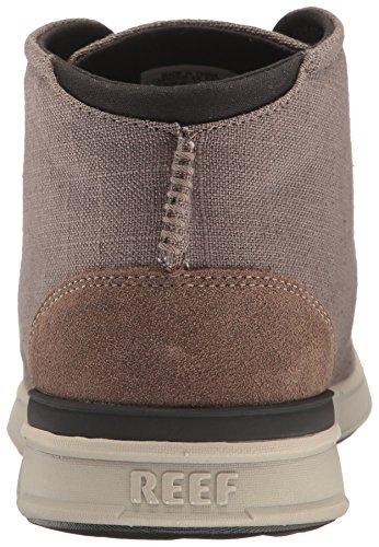 Rif Heren Rover Mid Fashion Sneaker Gunmetal
