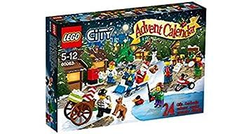 Calendario Avvento Lego City.Lego City Town 60063 Calendario Dell Avvento Lego City