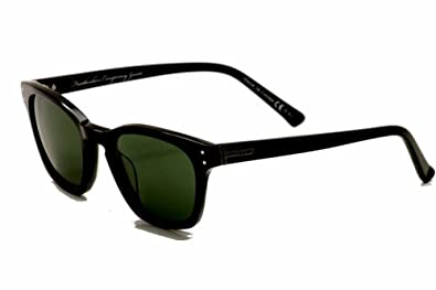 ff48bcd32dc VonZipper Kingbee Men s Sports Sunglasses - Black Green Grey One Size Fits  All