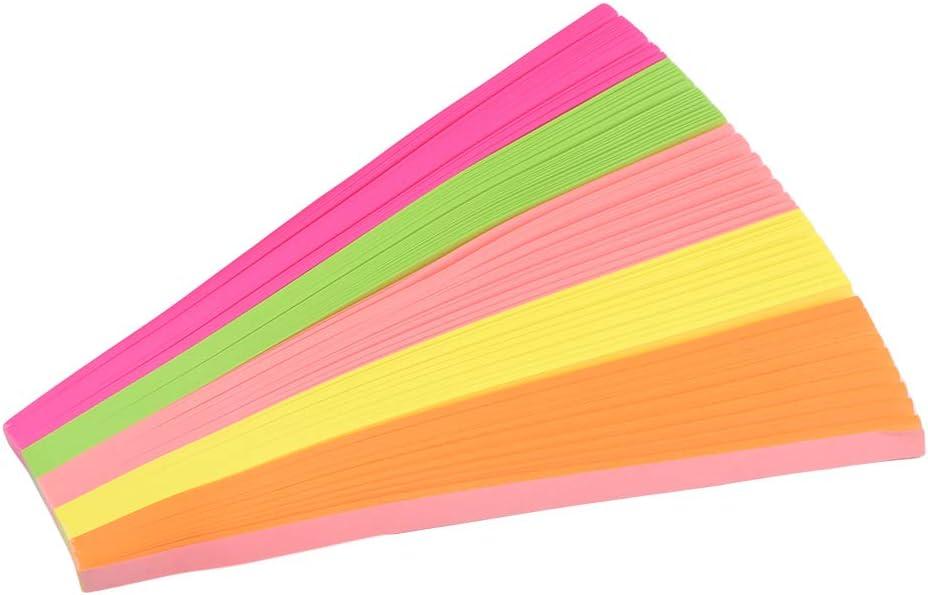 1030张 CAVIVIUK Mixed Color Set Paper Craft Pliage Lucky Star Origami Paper Handmade Home DIY Cards Gift Crafts Decoration,27色套装