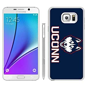 Hot Sale Samsung Galaxy Note 5 Case ,Unique And Durable Designed Case With new uconn white Samsung Galaxy Note 5 Cover Phone Case