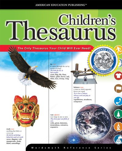 Rare Record Search - Children's Thesaurus