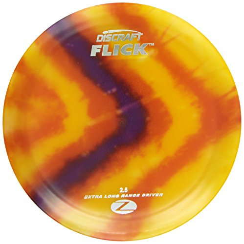 Discraft Flick Elite Z Fly Dye Golf Disc, 170-172 ()