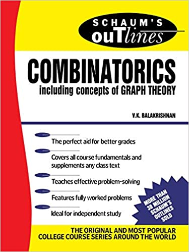 Schaum's Outline of Theory and Problems of Combinatorics