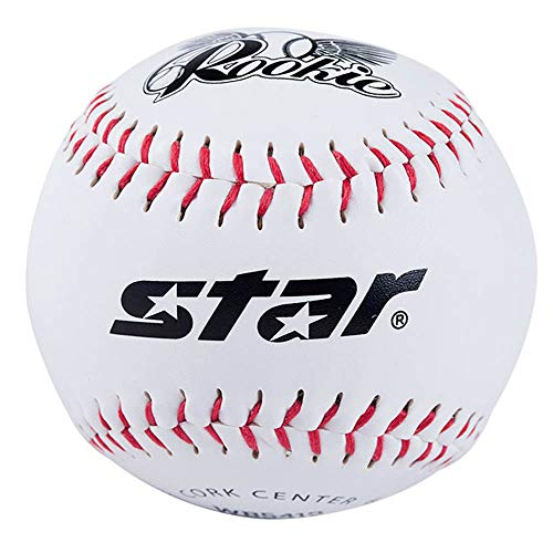 Slow Pitch Composite Softball, Hard Softball, 12-inch, Made of PVC and Cork, It is Durable, Green, and Flexible. It is Suitable for Training, Competition