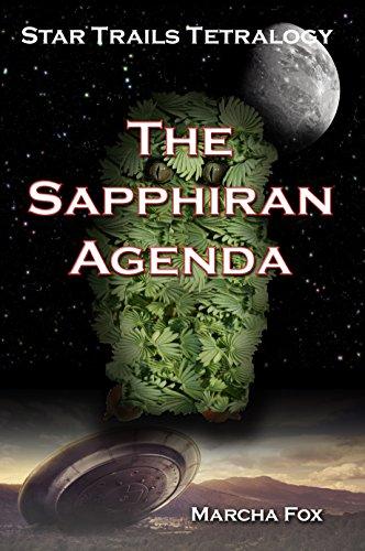 The Sapphiran Agenda (Star Trails Tetralogy) by [Fox, Marcha]