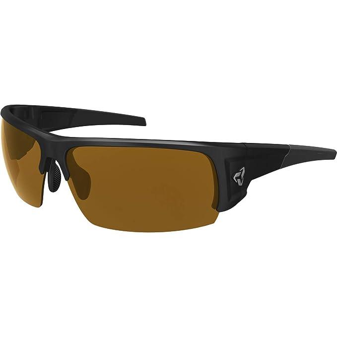 Gafas de sol Ryder calibre R868-002 negro mate lente ...