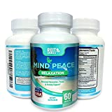 #1 Best Working Guaranteed Calming Stress Relief Pills. Physician Approved ingredients by ReitChoices Advanced Brain Focus support. Happy Mood Supplement. Made in USA