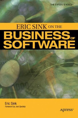 Business books for software developers