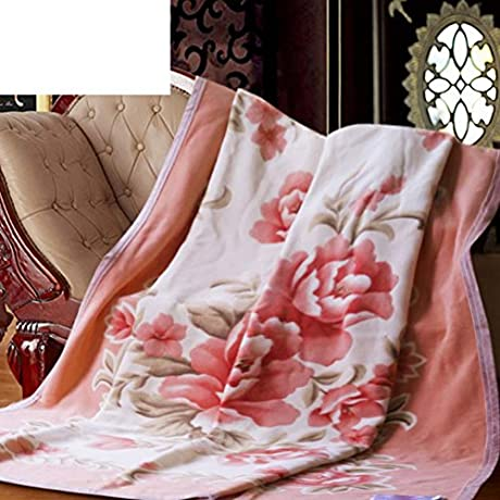 Thick Pure Wool Blanket Blankets Blanket Wedding Blanket Bedding Article A 200x230cm 79x91inch