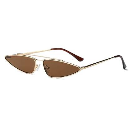 2979c6784d Gafas De Sol Europa Y Estados Unidos Street Beat Vintage Caja Pequeña Gafas  En Forma De