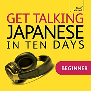 Get Talking Japanese in Ten Days Speech