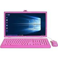 Epik ELAIO18501PK / ELAIO18501E-PK ELAIO18501PK 18.5 Intel Atom, 2GB, 32GB, Windows 10 All-In-One Computer - Pink